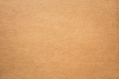 De bruine achtergrond van de karton abstracte textuur Stock Foto