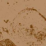 De bruine achtergrond van Grunge Royalty-vrije Stock Afbeelding