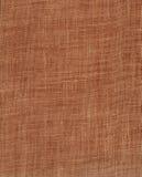 De bruine of donkerrode bindende achtergrond van het doekboek Royalty-vrije Stock Foto's