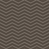 De bruine grijze kubieke achtergrond van het lijnen Naadloze patroon Stock Foto's