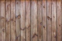 De bruine houten textuur Royalty-vrije Stock Foto's