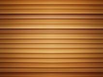 De bruine Houten Textuur van Lijnen Stock Afbeelding