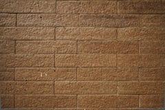 De bruine tegel Stock Fotografie