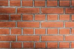 De bruine Textuur van de Bakstenen muur Stock Foto's