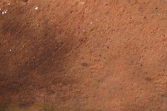 De bruine textuur van de kleipot stock afbeeldingen