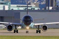 A320 de Bruxelles Photo libre de droits