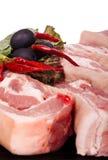 De Buik van het varkensvlees Royalty-vrije Stock Foto's