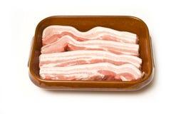 De Buik van het varkensvlees royalty-vrije stock fotografie