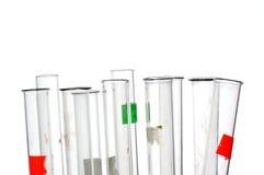 De buis van de chemie Royalty-vrije Stock Foto's