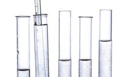 De buis van de chemie Stock Afbeeldingen