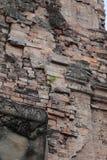 De buitenkant van Angko-Tempel, Siem oogst, Kambodja Royalty-vrije Stock Foto