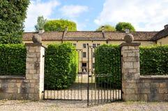 De Buitenkant van het herenhuis Royalty-vrije Stock Foto
