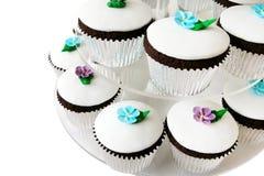 De buitensporige Cakes van de Kop Royalty-vrije Stock Afbeeldingen