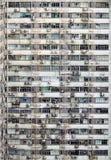 De BuitenTextuur van de industriële Bouw Royalty-vrije Stock Foto