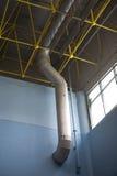 De buizen van de ventilatie Stock Fotografie