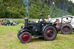 De Buldog van tractorlanz Stock Afbeeldingen