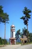 De Bulgaarse mening van de bergkerk Royalty-vrije Stock Afbeelding