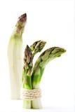 De bundel van de asperge stock afbeeldingen