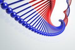De Bundel van DNA Vector Illustratie
