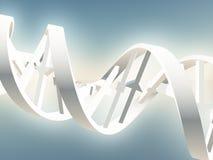 De Bundel van DNA Stock Foto