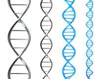 De Bundel van DNA Stock Foto's