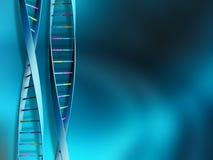 De bundels van DNA Stock Foto's