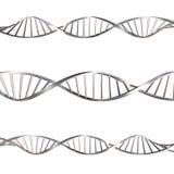 De bundels van DNA Royalty-vrije Stock Fotografie