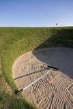 De bunker van het Gat van de weg, 17de, Oude Cursus St Andrews Royalty-vrije Stock Foto