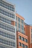 De bureaubouw Stock Foto