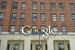 De Bureaus van Google New York royalty-vrije stock fotografie