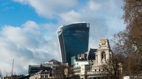 De bureaus van Londen stock fotografie