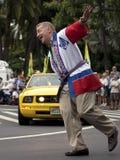 De Burgemeester van Honolulu Stock Foto's