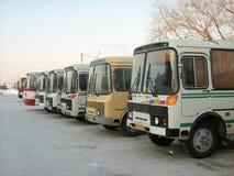 De bus Royalty-vrije Stock Afbeelding