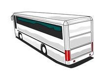 De Bus van de luxe Stock Foto