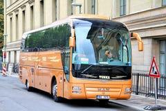 De Bus van de MENSENr07 Leeuw Royalty-vrije Stock Afbeeldingen