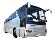 De bus van de reis Royalty-vrije Stock Fotografie