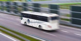 De bus van de reis Stock Afbeeldingen