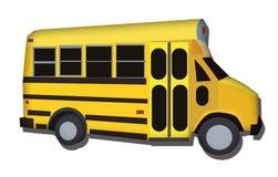 De bus van de school Royalty-vrije Stock Foto's