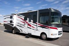 De Bus van het Huis van de Motor van de luxe Stock Afbeelding