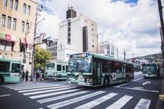 De Bus van Japan royalty-vrije stock afbeelding