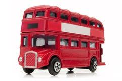De bus van Londen Stock Foto's