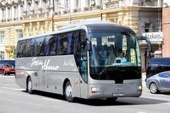 De Bus van de MENSENr07 Leeuw ` s Stock Fotografie