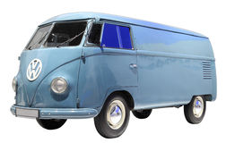 De bustype 1 van Volkswagen Stock Afbeeldingen