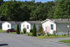 De buurtkaart van het Stateneiland Stock Foto