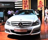 De c-klasse van Benz Stock Afbeelding
