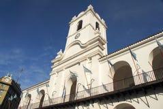 De Cabildobouw - Buenos aires, Argentinië Royalty-vrije Stock Foto