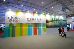 De cabine van Cisco Stock Foto's