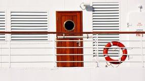 De cabine van de cruise Stock Fotografie