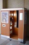 De cabine van de foto Royalty-vrije Stock Foto