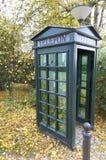De cabine van de telefoon stock foto's